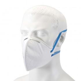 Silverline Fold Flat Face Mask FFP2 NR - 102680