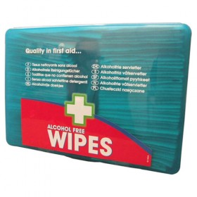 Wallace Cameron Alcohol Free Wipes (Pack of 100) - 1045071