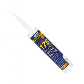 Everbuild 175 Universal Acrylic Sealant White 300ml