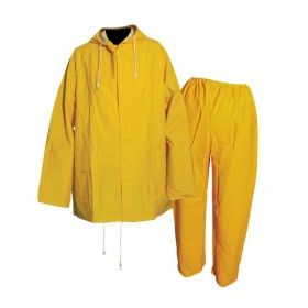 Silverline Rain Suit 2pce XL 138cm (54″) – 633542