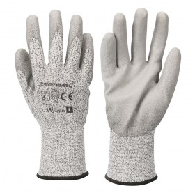 Silverline CUT 3 Resistant Gloves Large – 429758