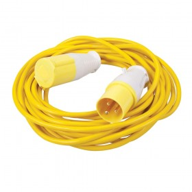 Silverline Extension Lead 16A 110V 10m – 475654