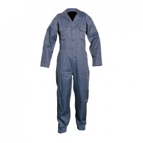 "Silverline Boilersuit Navy XXL 132cm (52"") - 598537"