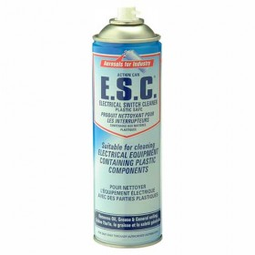 Action Can ESC Plastic Safe Electrical Switch Cleaner 500ml - Box of 15