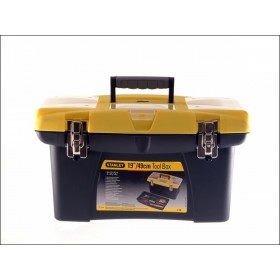 Stanley Jumbo Toolbox 19in + Tray 1-92-906