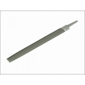 Bahco 1-210-10-3-0 Half Round Smooth Cut File 10in