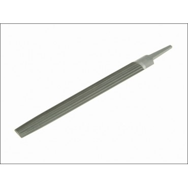 Bahco 1-210-12-3-0 Half Round Smooth File 12in