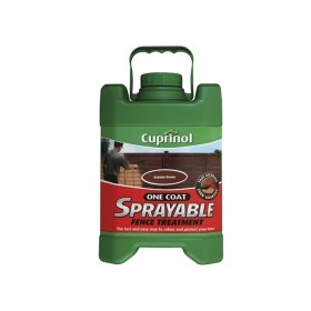 Cuprinol Spray Fence Treatment Harvest Brown 5L