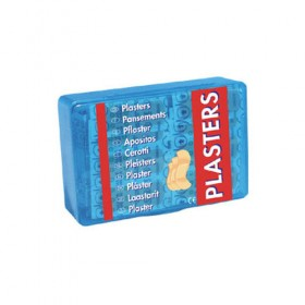 Wallace Cameron Plasters - Blue Detectable Assorted, Box of 150 - 1213001