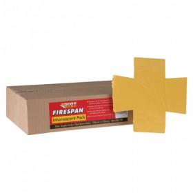 Single Socket 1 Gang Boxes Intumescent Putty Pad - Box of 20