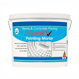 Geo-fix Paving Jointing Compound Mortar Grey - 20kg