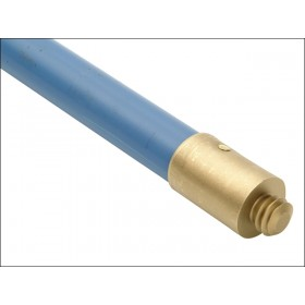 Bailey 1603 Universal Blue Poly Rod 1.1/8 x 3ft