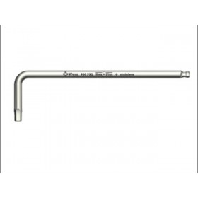 Wera Stainless Steel Ballpoint Hex Key 2.0mm