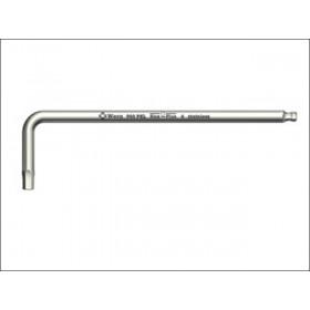Wera Stainless Steel Ballpoint Hex Key 4.0mm