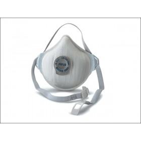 Moldex 3405 Series 3000 Reusable Mask FFP3 - D Ventex Valve (Box of 5)