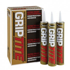 Everbuild GripTite Grab Adhesive C4 350ml (Box of 12)