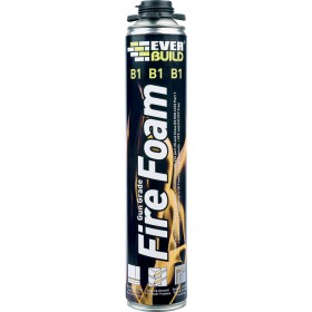 Everbuild B1 Fire Foam Gun Grade Expanding Foam 750ml - Box of 12