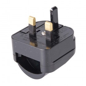 Silverline EU to UK Converter Plugs CEE 7/17 – 693451
