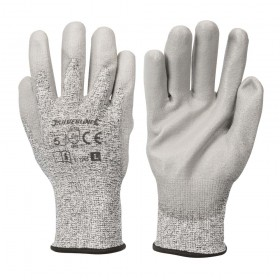 Silverline CUT 5 Resistant Gloves Large – 913265