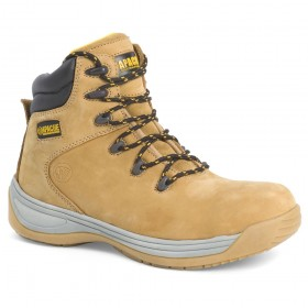 Apache AP314CM S3 Flexi Safety Hike Boot Honey
