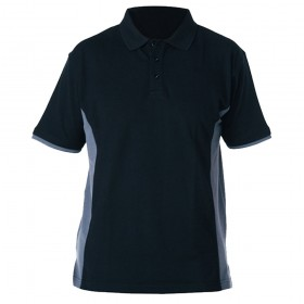 Apache Dry Max Polo Shirt Grey/Black