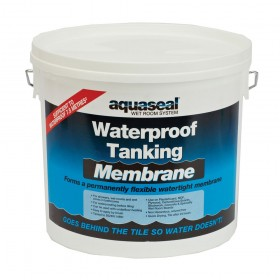 Everbuild Aquaseal Waterproof Wet Room Tanking Membrane - 5L