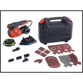 Black & Decker KA280K 4 In 1 Multi Sander 220 Watt