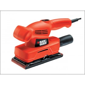 Black & Decker KA300 Orbital Sander 1/3rd Sheet 135 Watt
