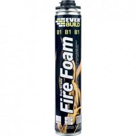 Everbuild B1 Fire Foam Gun Grade Expanding Foam 750ml