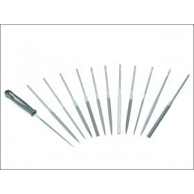 Bahco 2-472-16-2-0 Needle Set 16cm Cut 2 Smooth