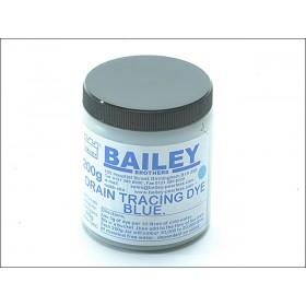 Bailey 1992 Drain Tracing Dye - Blue