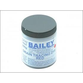 Bailey 3590 Drain Tracing Dye - Red