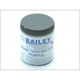 Bailey 3592 Drain Tracing Dye - Purple