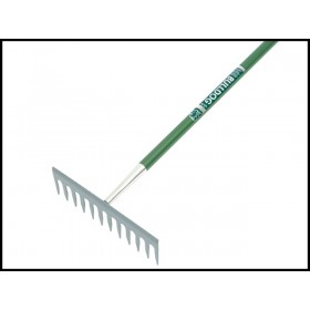 Bulldog Garden Rake 7106 Evergreen