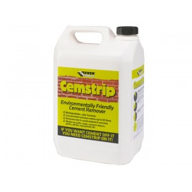Everbuild Cemstrip Eco Friendly Cement Remover - 1L