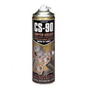 Action Can CS-90 Copper Grease Anti Sieze Lubricant 500ml