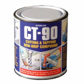 Action Can CT-90 Foamcut Metal Cutting Lubricant 480g