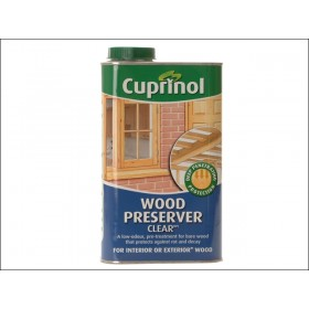 Cuprinol Wood Preserver Clear 1L