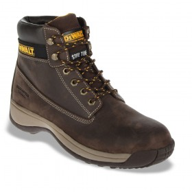 DeWALT Apprentice Light Weight Work Safety Boot Brown