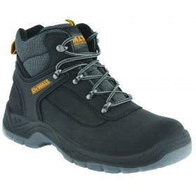 DeWALT Laser Hiker Safety Trainer Boot With Mid-Sole Black