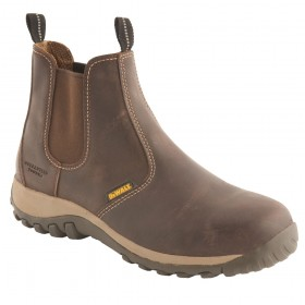 DeWALT Radial Dealer Safety Work Boot Brown