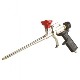 Everbuild P65 Heavy Duty Metal Foam Gun - Metal Body