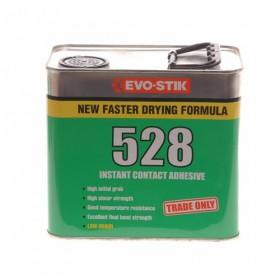 Evo-Stik 528 Instant Contact Adhesive - 2.5L