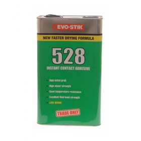Evo-Stik 528 Instant Contact Adhesive - 5L