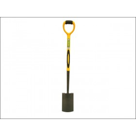 Faithfull Border Spade - Steel Shaft