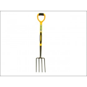 Faithfull Digging Fork - Fibreglass Shaft