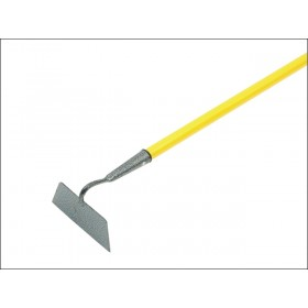Faithfull Draw Hoe - Fibreglass Shaft
