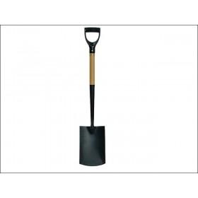 Faithfull Digging Spade - PYD Grip