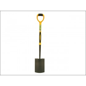 Faithfull Digging Spade - Fibreglass Shaft