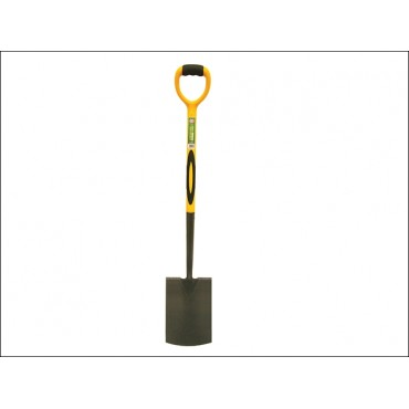Faithfull Digging Spade – Fibreglass Shaft